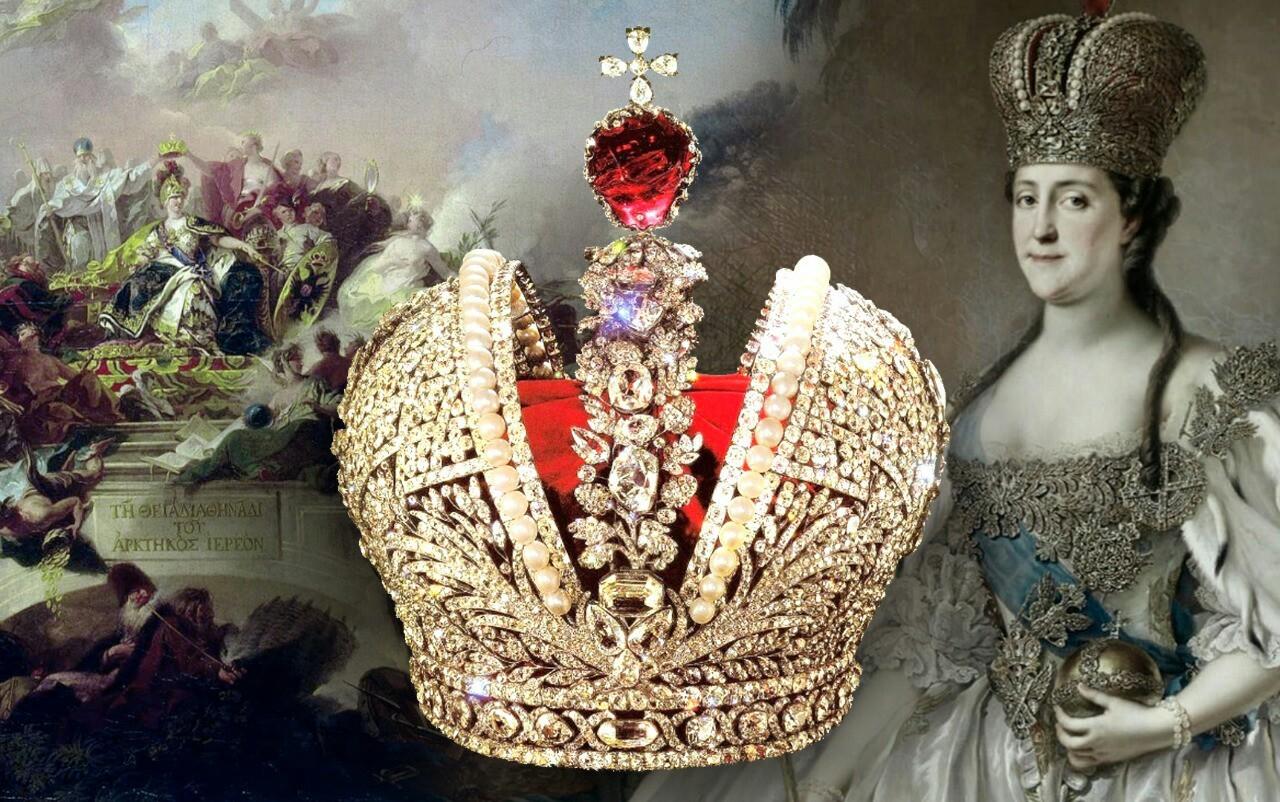 Корона для Иператрицы