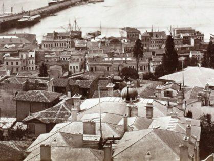 Паломничество на святую землю Часть 2: Константинополь