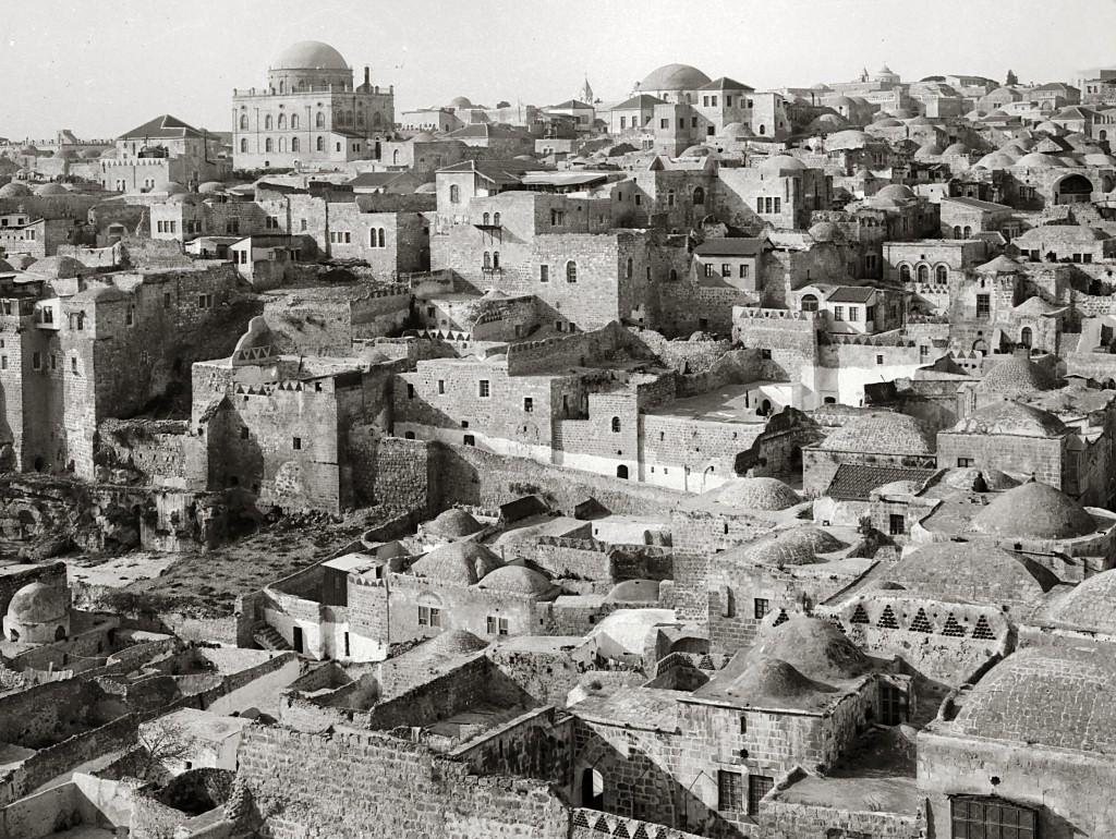 Паломничество на святую землю Часть V: Палестина
