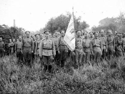 Застой в ходе Первой Мировой войны: кампания 1915 года