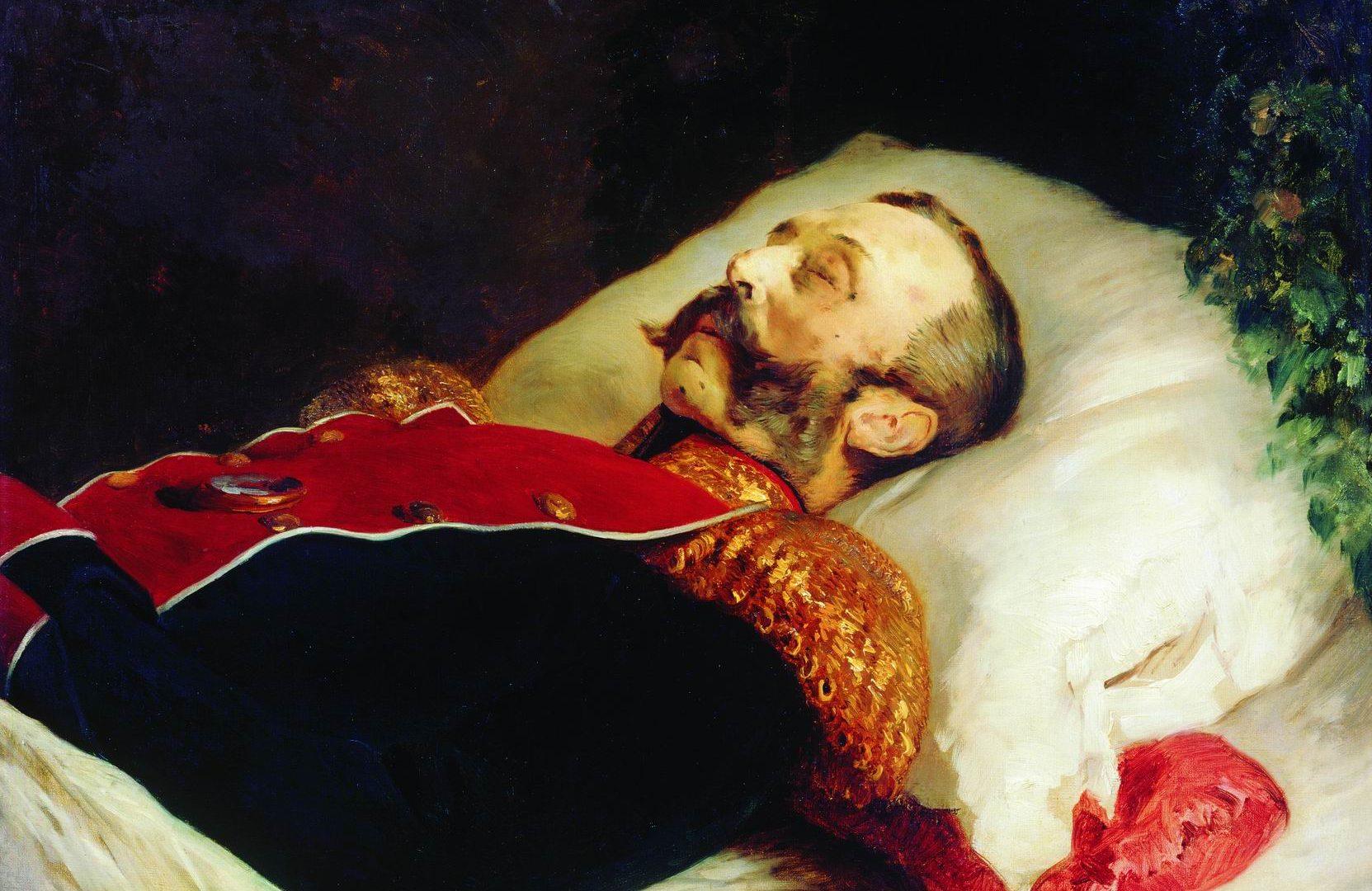 Последнее покушение на Александра II