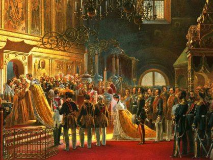 Коронация Александра II: пир во время чумы или необходимость?